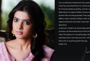 samantha-strong-reply-to-rumours